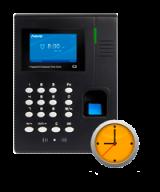 Биометрические терминалы учета рабочего времени